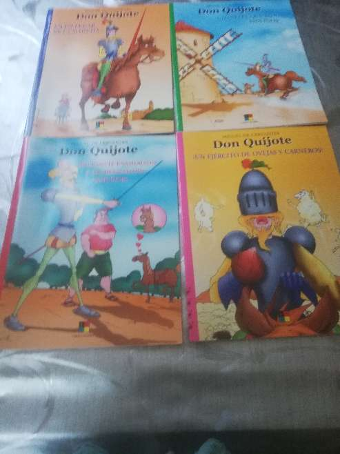 Imagen producto Don Quijote  1