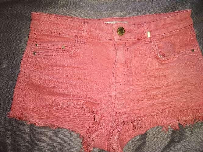 Imagen producto Pantalón corto rojo 3