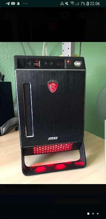 Imagen producto Pc Gaming Potente MSI 1000€ 3