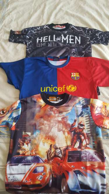Imagen camisetas de verano