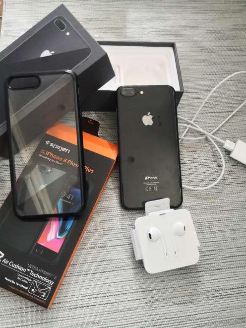 Imagen iPhone 8 Plus 256 gb