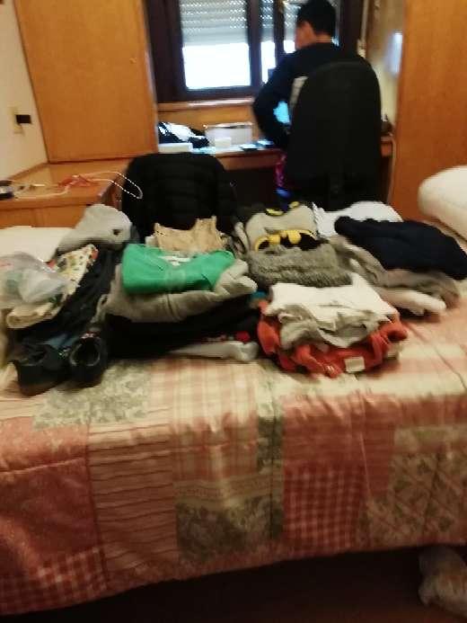 Imagen Lote de ropa de niño