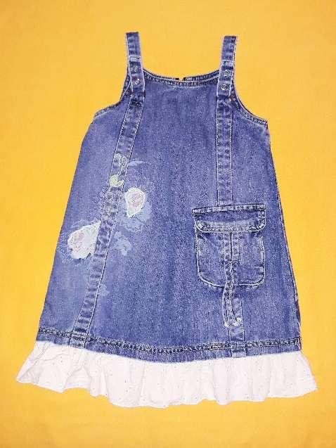 Imagen Vestido Alphabet, 3 años.