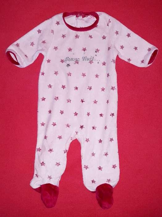 Imagen Pijama bebé Miss Cutie, 0-3m.