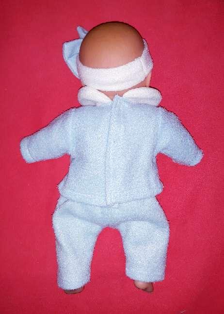 Imagen producto Muñeco bebé.  3