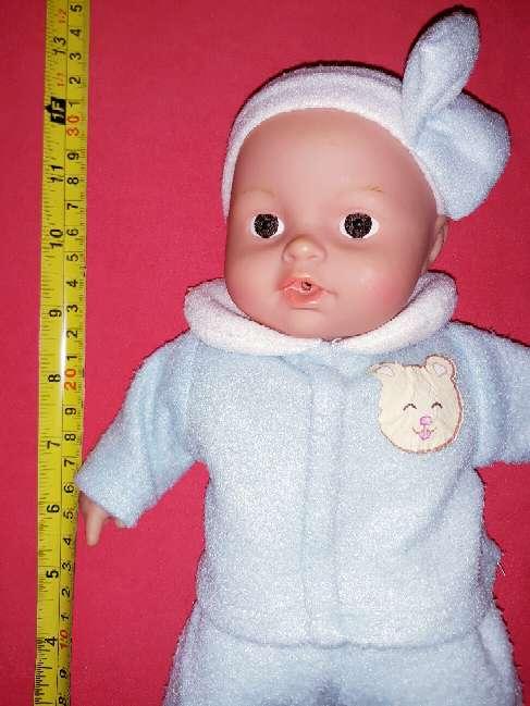 Imagen producto Muñeco bebé.  2