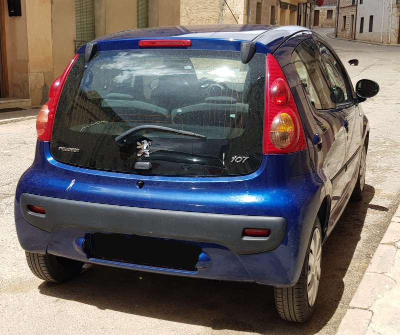 Imagen producto Vendo coche 5