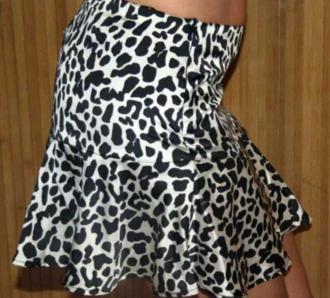 Imagen Minifalda leopardo 36 nueva
