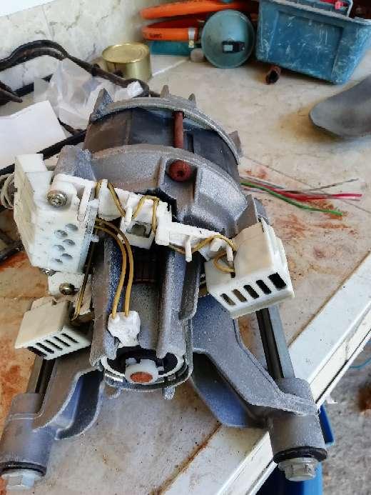 Imagen Motor electrico