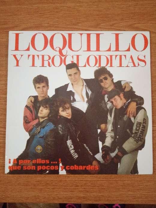 Imagen Álbum doble Loquillo y los Trogloditas.