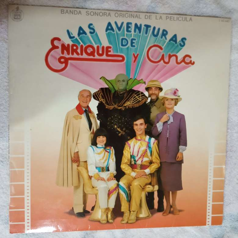 Imagen Discos de Enrique y Ana