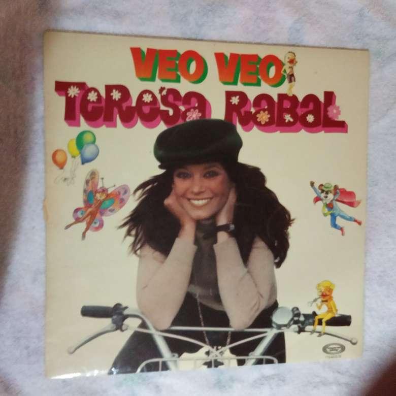 Imagen Discos de Teresa Rabal