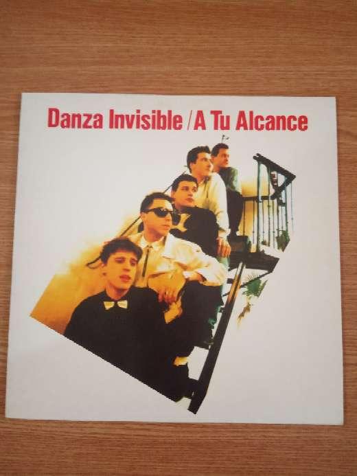 Imagen LP Danza Invisible