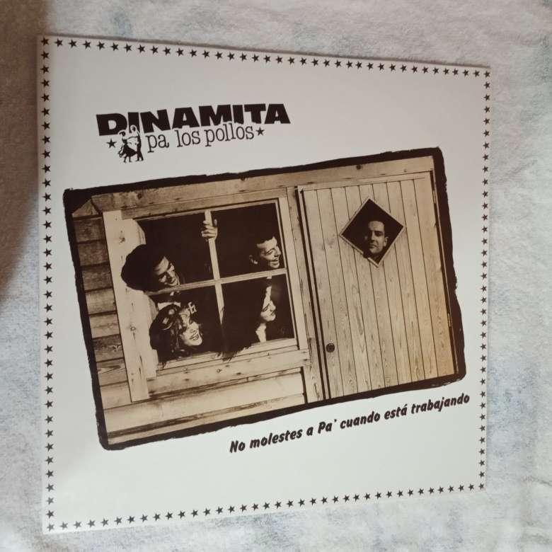 Imagen producto Disco Dinamita pa los pollos. 1