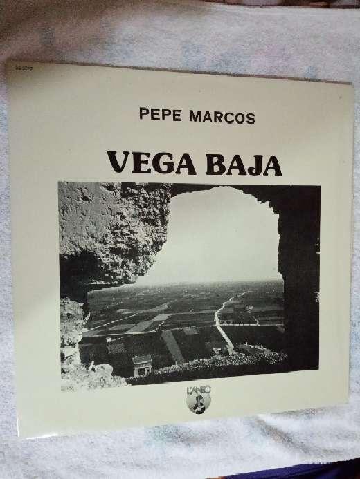 Imagen Álbum del cantautor Pepe Marcos