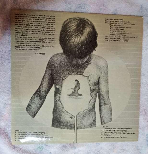 Imagen producto Álbumes de Pepe Marcos 4
