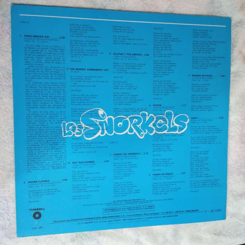 Imagen producto Los Snorkels  2