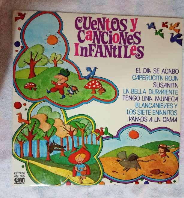 Imagen Canciones y cuentos infantiles.