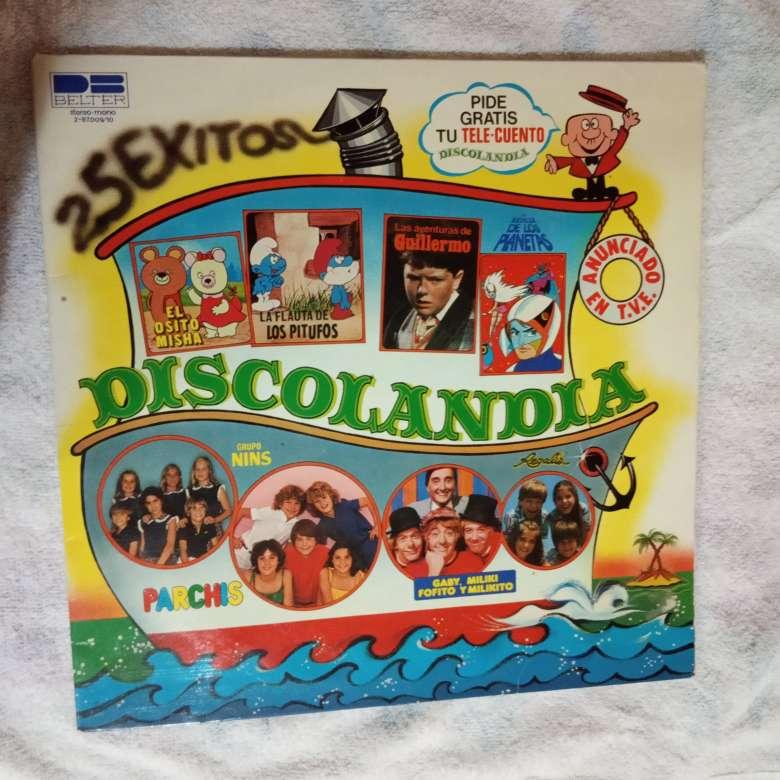 Imagen Colección Discolandia