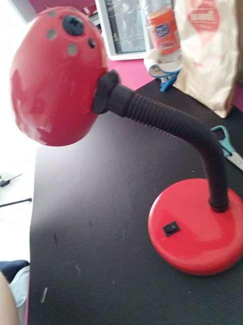 Imagen producto Lámpara roja 2