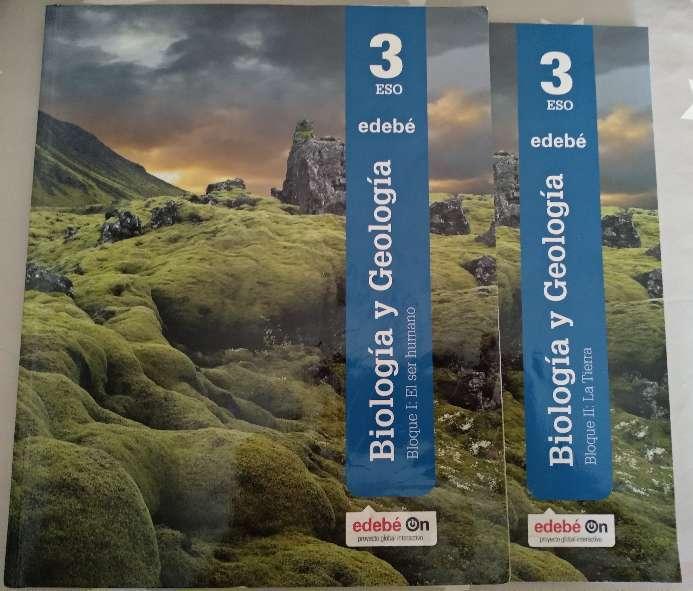 Imagen Biología y geología 3 eso (edebé) 9788468320564