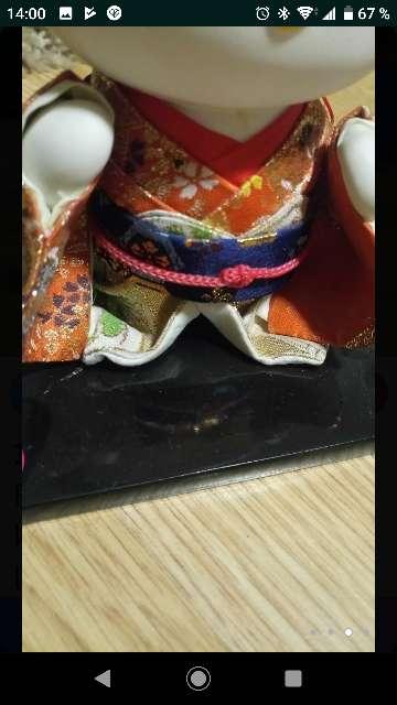 Imagen producto Figura cerámica hello kitty gheisha ed. limitada 4