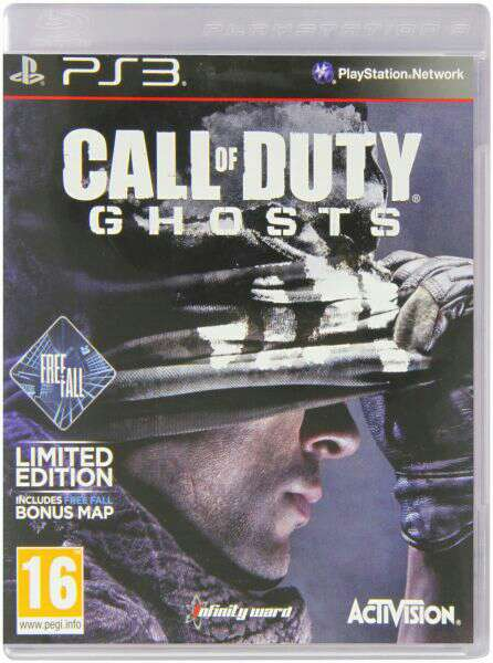 Imagen Call of duty ghost