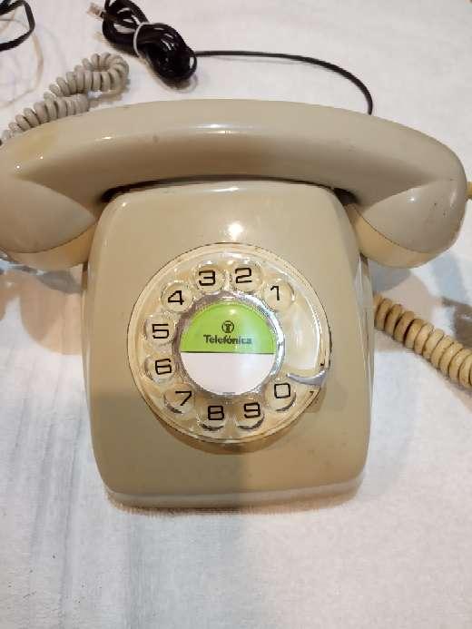 Imagen Teléfono antiguo vintage