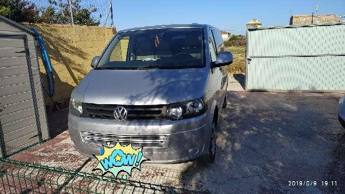 Imagen Se vende VW T5 2.0 TDI 102 Cv 9 plazas