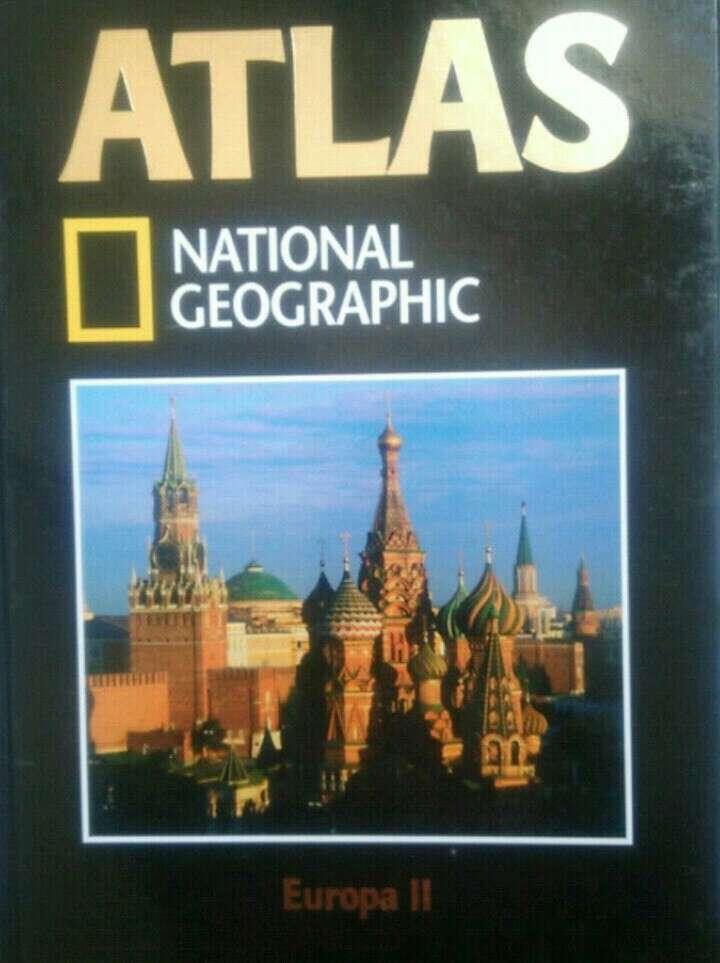 Imagen 1 Libro Atlas como nuevo