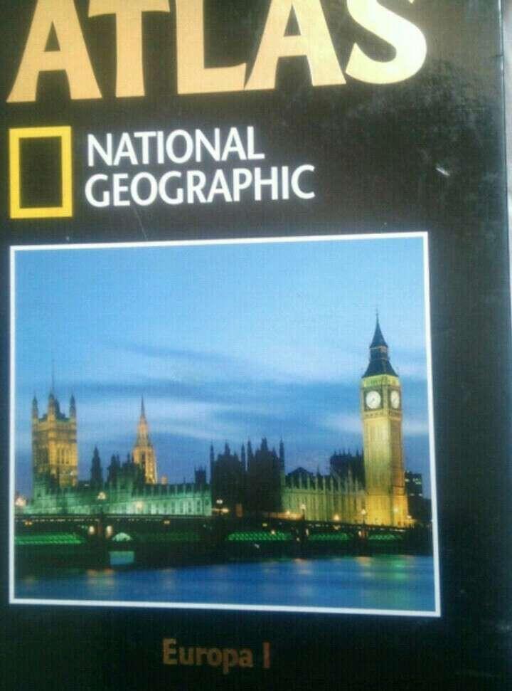 Imagen Libro Atlas de tapa dura