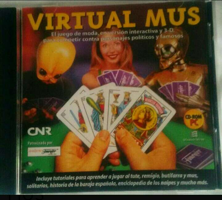 Imagen CD.virtual Mus