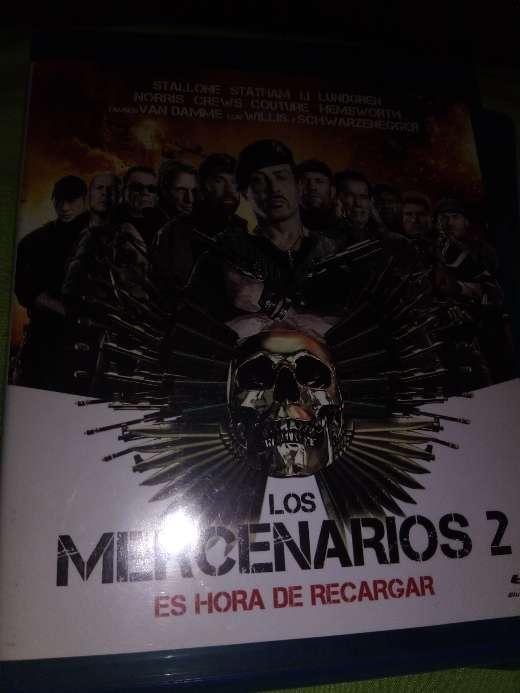 Imagen Los mercenario 2 y e