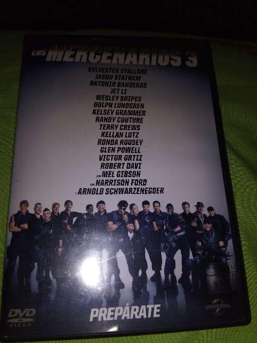 Imagen producto Los mercenario 2 y e 2