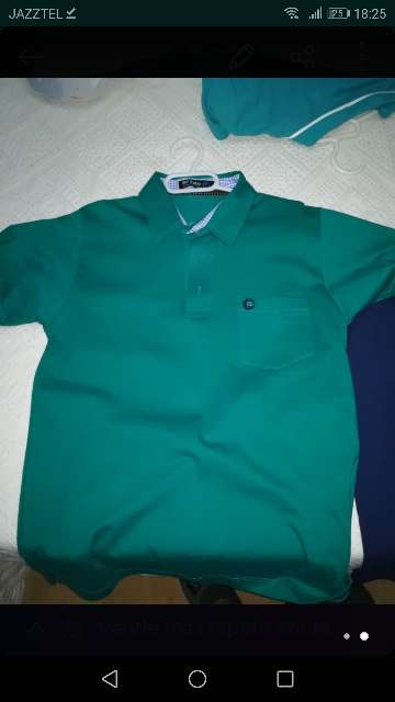 Imagen producto Camisa polo corto 2
