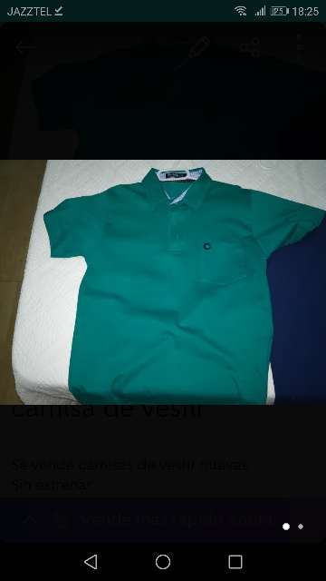 Imagen Camisa polo corto