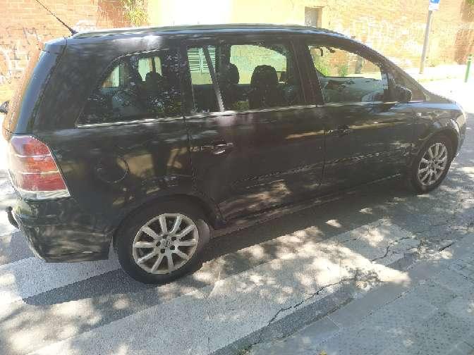 Imagen producto Opel zafira 2007 muy buena ITV recién pasada 6