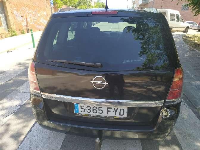 Imagen producto Opel zafira 2007 muy buena ITV recién pasada 5