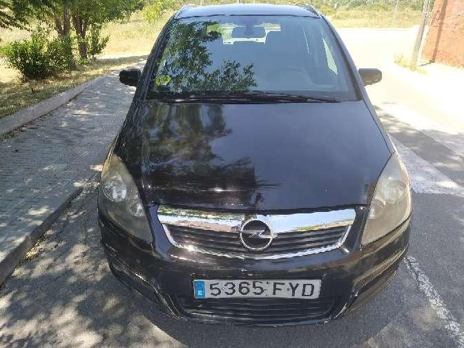 Imagen producto Opel zafira 2007 muy buena ITV recién pasada 4