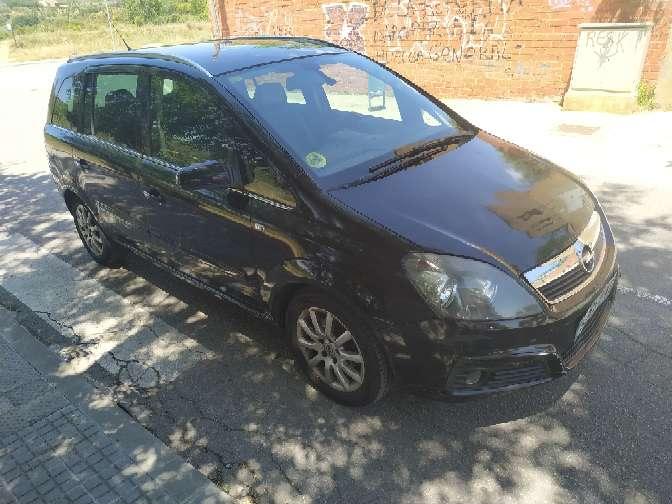Imagen producto Opel zafira 2007 muy buena ITV recién pasada 3