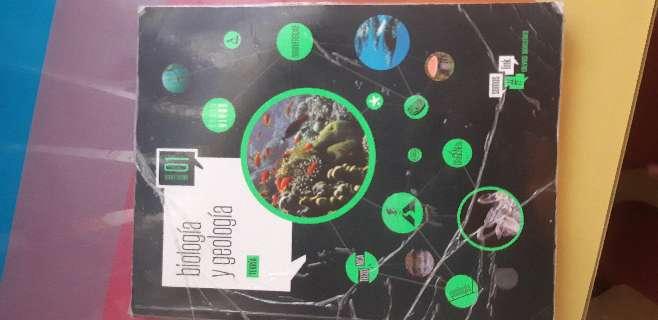 Imagen libro de biología , 1 bachiller