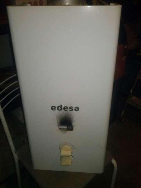 Imagen Calentador de gas Edesa