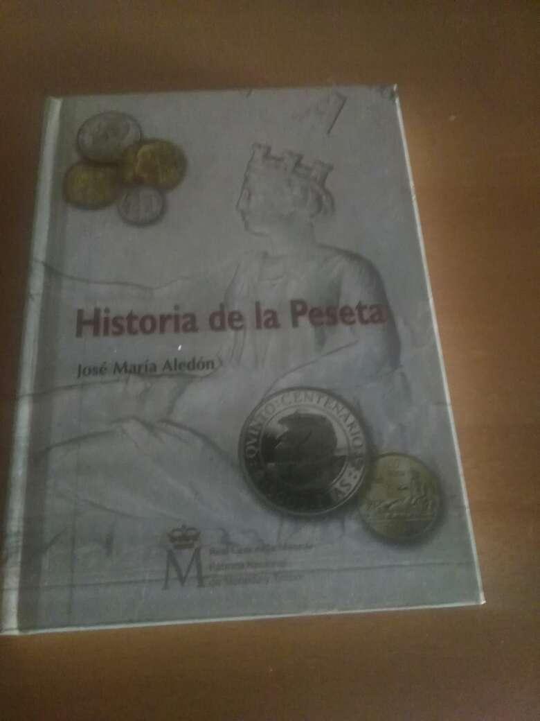 Imagen historia de la peseta