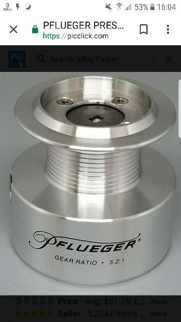 Imagen producto Pflueger 5.2 1 1