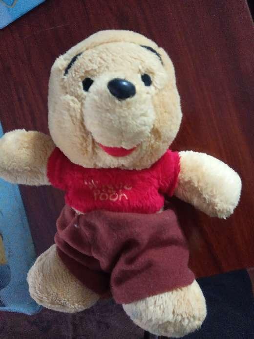 Imagen producto Peluche Winnie de Pooh 1