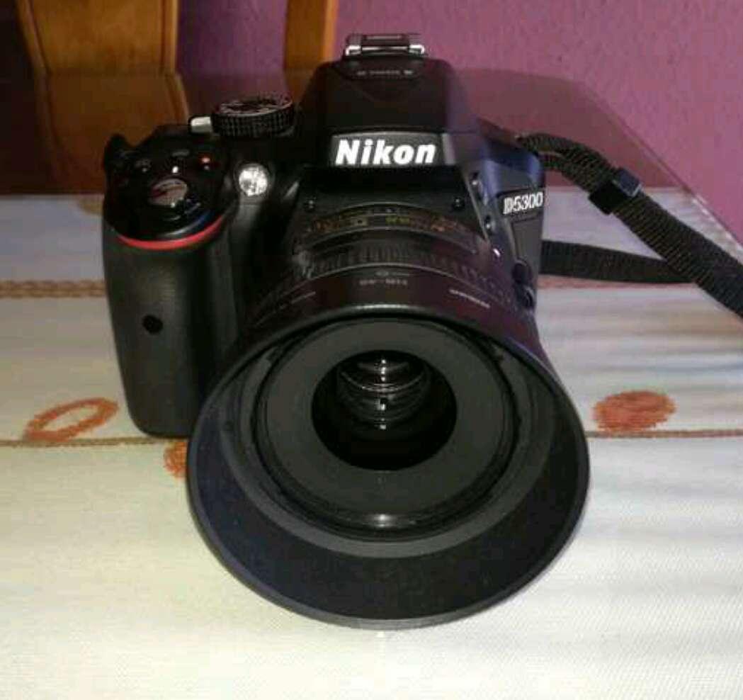 Imagen producto Vendo nikon D5300 2