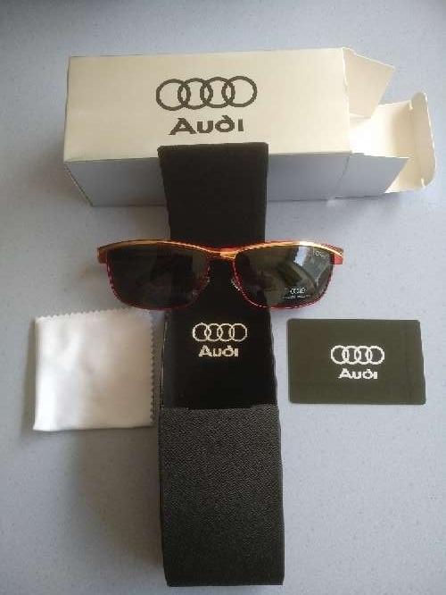 Imagen gafas de sol Audi deportivas polarizadas