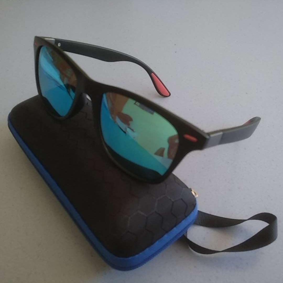 Imagen  gafas de sol polarizadas