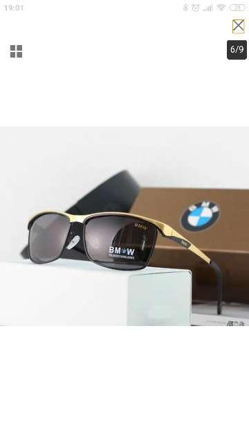Imagen gafas de sol BMW deportivas polarizadas