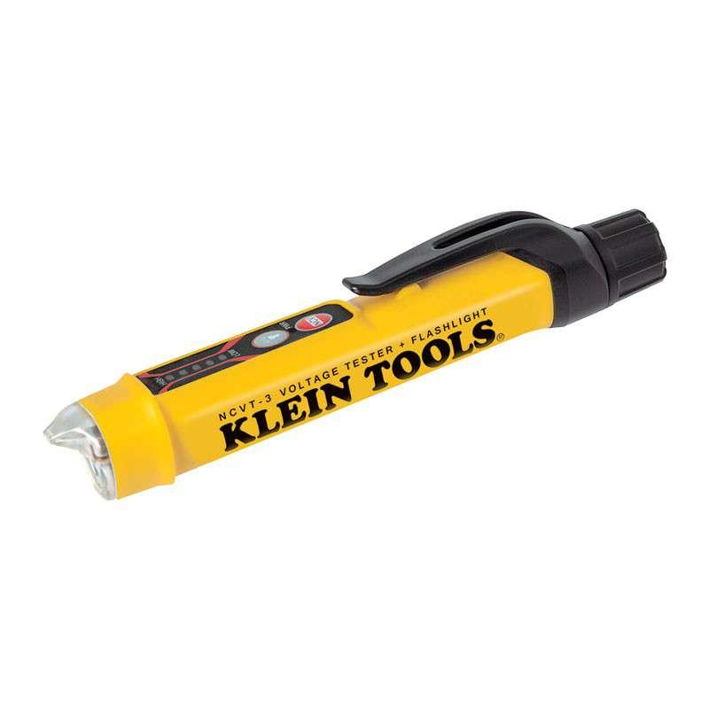 Imagen Probador de voltaje sin contacto con linterna NCVT-3 Klein Tools